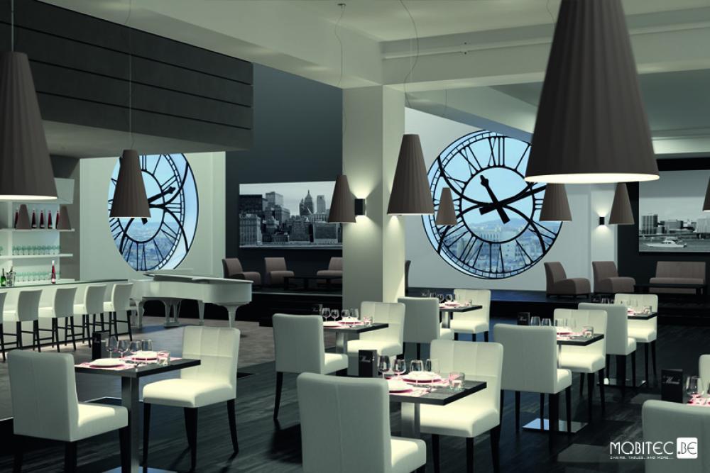 Mobilier Hôtel Terrasse Mobilier De Restaurant Ambiance 4