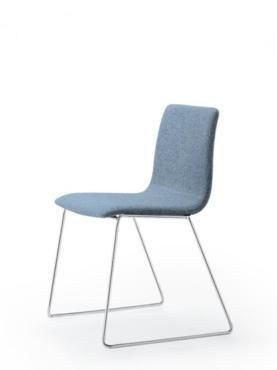 Chaises design CHAISE KARLSSON EMPILABLE