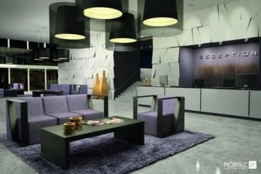 Mobilier lobby LOBBY AMBIANCE 1